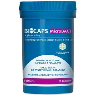 Formeds Bicaps Microbacti suplement diety 60 kapsułek