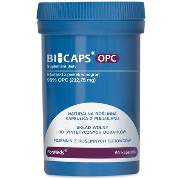Formeds Bicaps OPC ekstrakt z pestek winogron suplement diety 60 kapsułek