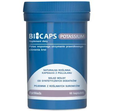 Formeds Bicaps Potassium suplement diety 60 kapsułek