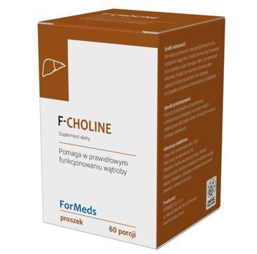 Formeds F-Choline suplement diety w proszku