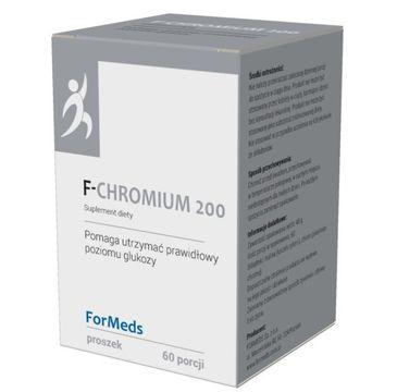 Formeds F-Chrominium 200 suplement diety w proszku