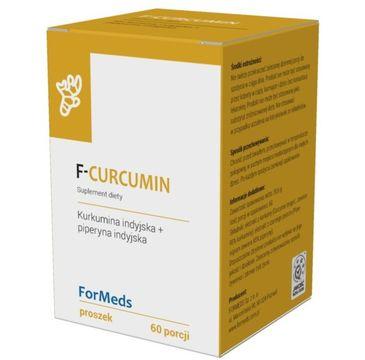Formeds F-Curcumin suplement diety w proszku