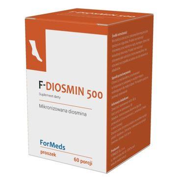Formeds F-Diosmin suplement diety w proszku