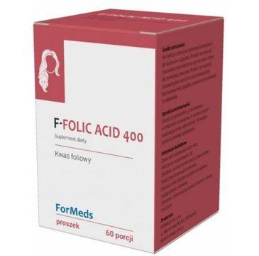 Formeds F- Folic Acid 400 suplement diety w proszku