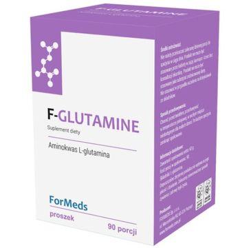 Formeds F-Glutamine suplement diety w proszku 90 porcji