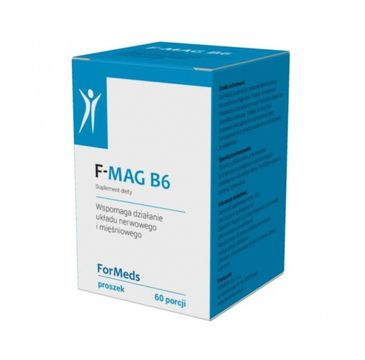 Formeds F-Mag B6 suplement diety w proszku