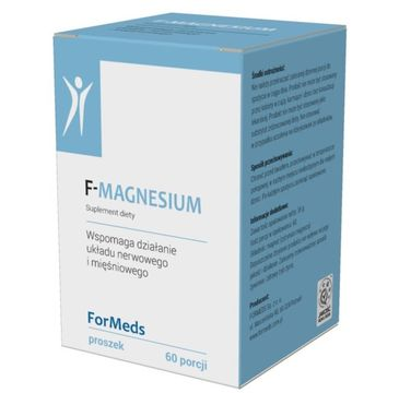 Formeds F-Magnesium suplement diety w proszku