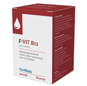Formeds F-Vit B12 suplement diety w proszku