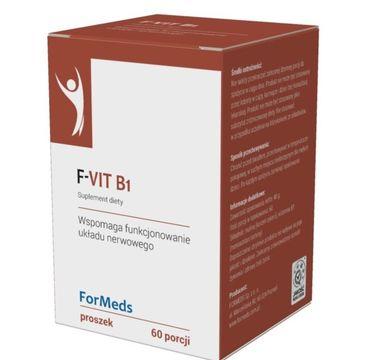 Formeds F-Vit B1 suplement diety w proszku