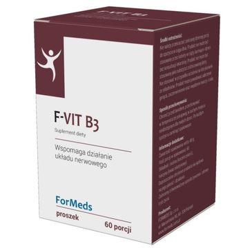 Formeds F-Vit B3 suplement diety w proszku