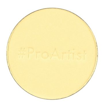 Freedom Makeup Pro Artist HD Refills Puder bananowy do twarzy nr 01 - wkład 1.5 g