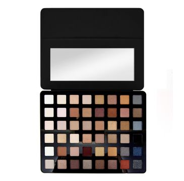 Freedom Pro Artist Pad Black Arts Paleta 48 cieni do powiek 40 g