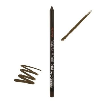 Freedom Pro Brow Pencil Brunette kredka do brwi 1 szt