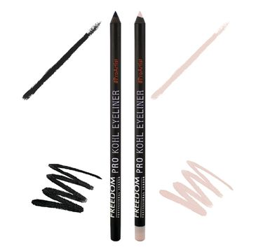 Freedom Pro Kohl Liner and Brighten Duo kredka do oczu 1 szt.