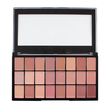 Freedom Pro Lipstick Palette x24 Naked paleta pomadek do ust