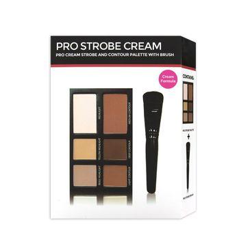 Freedom Pro Strobe Cream Paletka do konturowania twarzy 10 g