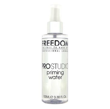 Freedom Pro Studio Priming Water baza pod makijaż w sprayu 100 ml