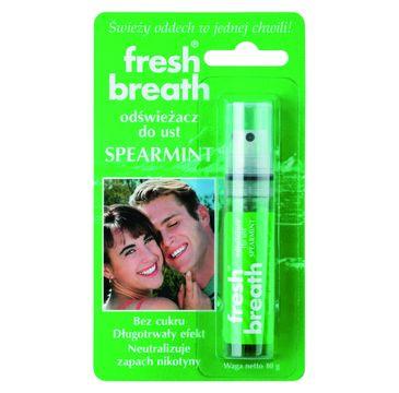 Fresh Breath Spearmint odświeżacz do ust 10 ml