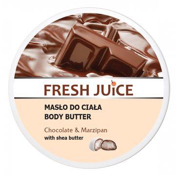 Fresh Juice – Masło do ciała Chocolate & Marzipan (225 ml)
