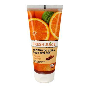 Fresh Juice peeling do ciała Orange & Cinnamon 200 ml