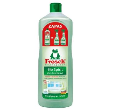Frosch Bio Spirit płyn do mycia szyb zapas (1l)