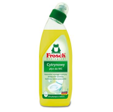 Frosch Cytrynowy płyn do wc (750 ml)