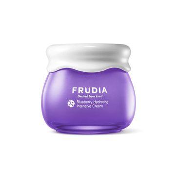 Frudia Blueberry Hydrating Intensive Cream intensywnie nawilżający krem do twarzy na bazie ekstraktu z jagód (55 g)
