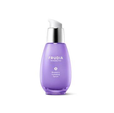 Frudia Blueberry Hydrating Serum nawadniające serum do twarzy na bazie ekstraktu z jagód (50 g)