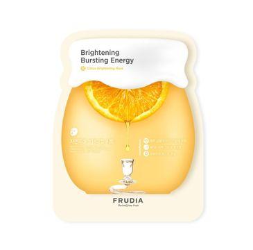 Frudia Brightening Mask rozjaśniająca maseczka w płachcie Citrus 27g