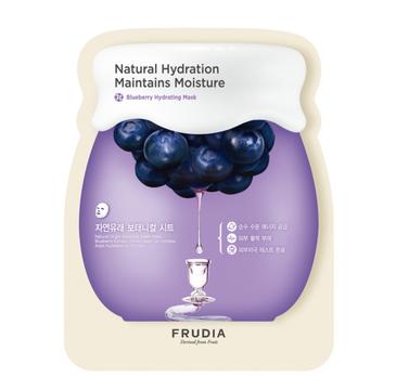 Frudia Hydrating Mask nawadniająco-odżywcza maseczka w płacie Blueberry 27ml