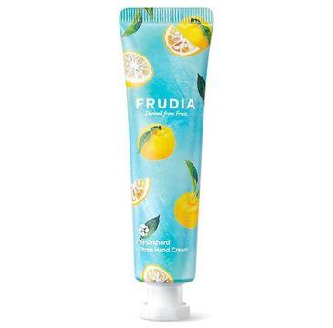 Frudia My Orchard Hand Cream odżywczo-nawilżający krem do rąk Citron 30ml
