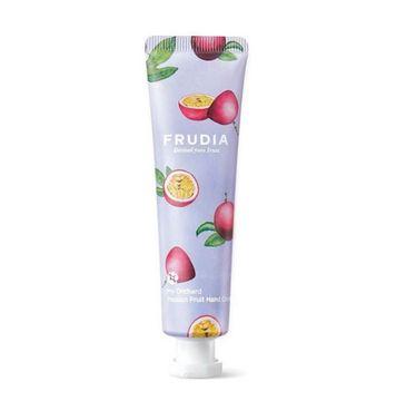 Frudia My Orchard Hand Cream odżywczo-nawilżający krem do rąk Passion Fruit 30ml