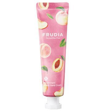 Frudia My Orchard Hand Cream odżywczo-nawilżający krem do rąk Peach 30ml
