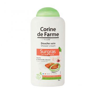 Corine De Farme – Żel pod prysznic nawilżające masło migdałowe (300 ml)
