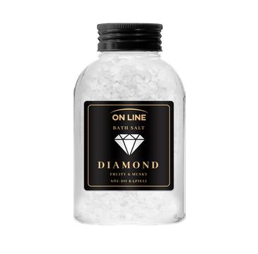 On Line – Sól do kąpieli Diamond (600 g)