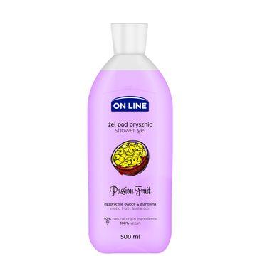 On Line – Żel pod prysznic Passion Fruit (500 ml)