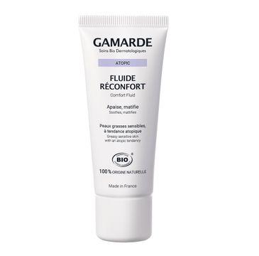 Gamarde Atopic Comfort Fluid lekki fluid przywracający komfort bardzo suchej skórze (40 ml)