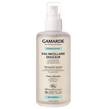 Gamarde Gentle Micellar Water delikatna woda micelarna do demakijażu (200 ml)