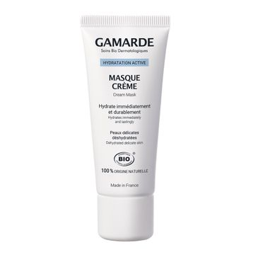 Gamarde Hydratation Active Cream Mask kremowa maska dla skóry odwodnionej (40 g)