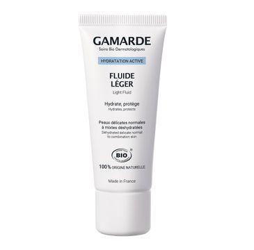 Gamarde Hydratation Active Light Fluid nawadniający fluid do skóry normalnej i mieszanej (30 ml)
