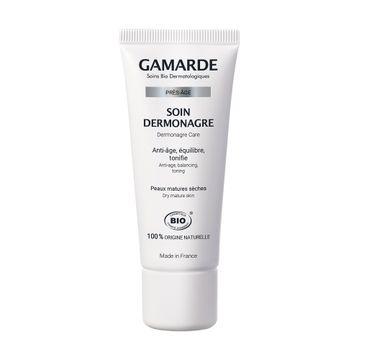 Gamarde Pres-Age Dermonagre Care krem przeciwzmarszczkowy do skóry dojrzałej i suchej (40 g)