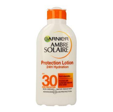 Garnier Ambre Solaire Protection Lotion ultra nawilżające mleczko do opalania SPF30 200ml