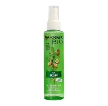 Garnier BIO mgiełka do twarzy odżywcza - Rich Argan 150 ml