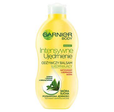 Garnier Body balsam do skóry suchej i pozbawionej jędrności ujędrniający odżywczy 400 ml