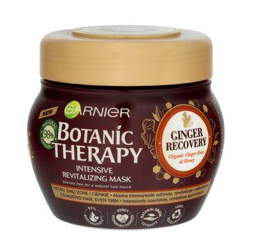 Garnier Botanic Therapy Korzeń Imbiru & Miód - maska do włosów cienkich i zmęczonych (300 ml)
