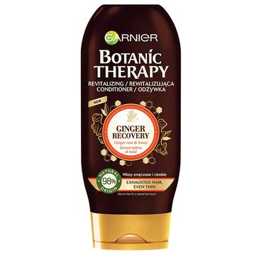 Garnier Botanic Therapy odżywka rewitalizująca Imbir & Miód (200 ml)