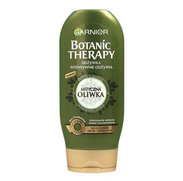 Garnier Botanic Therapy odżywka do włosów z oliwką 200 ml