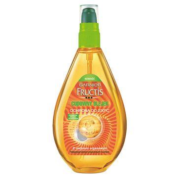 Garnier Fructis cudowny olejek do każdego typu włosów ochronny 150 ml