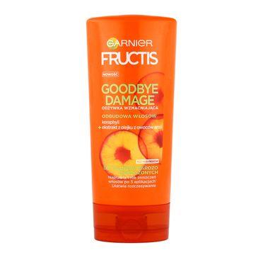 Garnier Fructis Goodbye Damage odżywka do włosów zniszczonych odbudowująca 200 ml