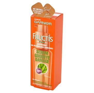 Garnier Fructis Goodbye Damage serum do włosów bardzo zniszczonych 50 ml